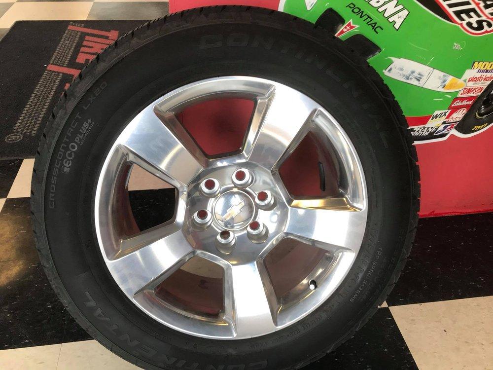 Liberty Tire & Auto Tire Pros: 232 N Greensboro St, Liberty, NC