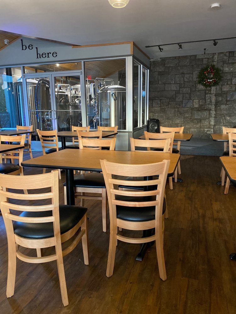 Be Here Brewing Company: 122 Pennsylvania Ave, Avondale, PA