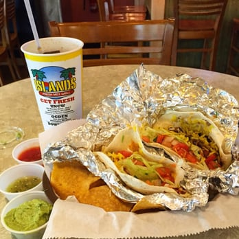 Islands Mexican Restaurant Wilmington Nc