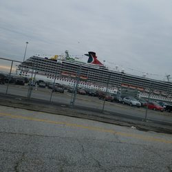 South Locust Point Cruise Terminal Photos Reviews - Cruise ships that leave from baltimore md