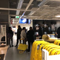 Ikea Furniture Stores Via Sergio Fraccalanza 1 Padova Italy Yelp