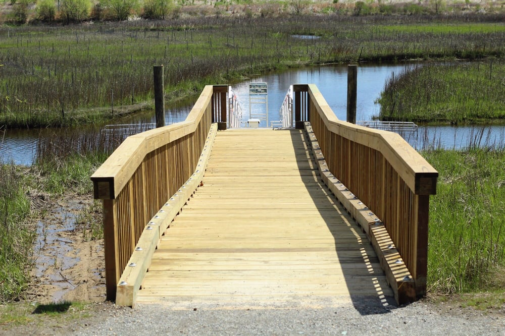 Paradise Creek Nature Park: 1141 Victory Blvd, Portsmouth, VA