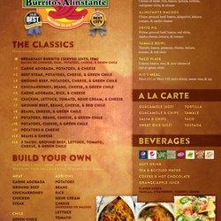 Burritos Alinstante 12 Photos 13 Reviews Mexican 19337 N Hwy
