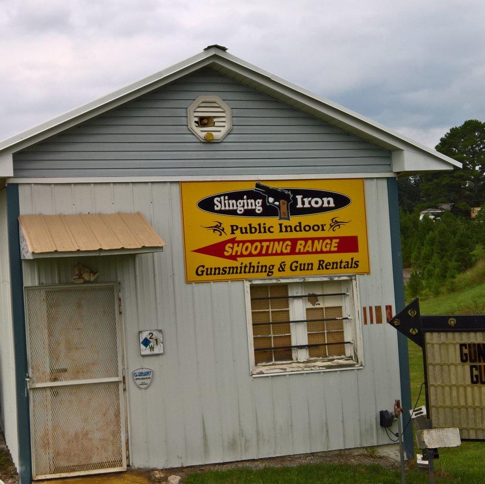 Slinging Iron: 1103 Central Blvd, Bull Shoals, AR