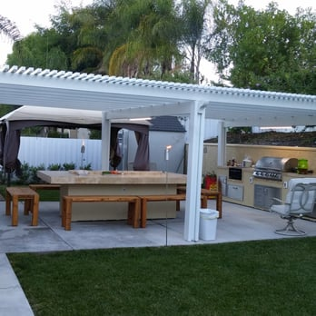 Photo Of Payless Patio   La Verne, CA, United States. Alumawood Patio Cover