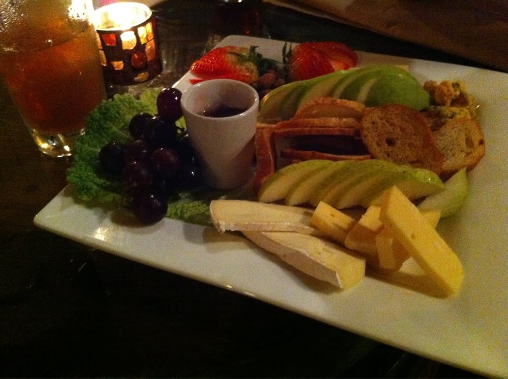 Photo of Eden - San Diego CA United States. Artisan Cheese Plate & Artisan Cheese Plate - Yelp