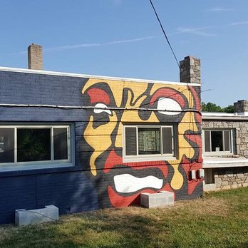 Photo Of City Real Estate Asheville Nc United States Awesome Mural On