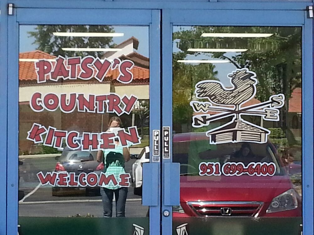Patsy S Country Kitchen Temecula Ca