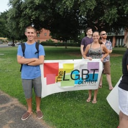 gay lesbian and roads Hampton