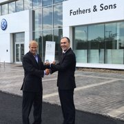 New Photo Of Fathers Sons Volkswagen West Springfield Ma United States