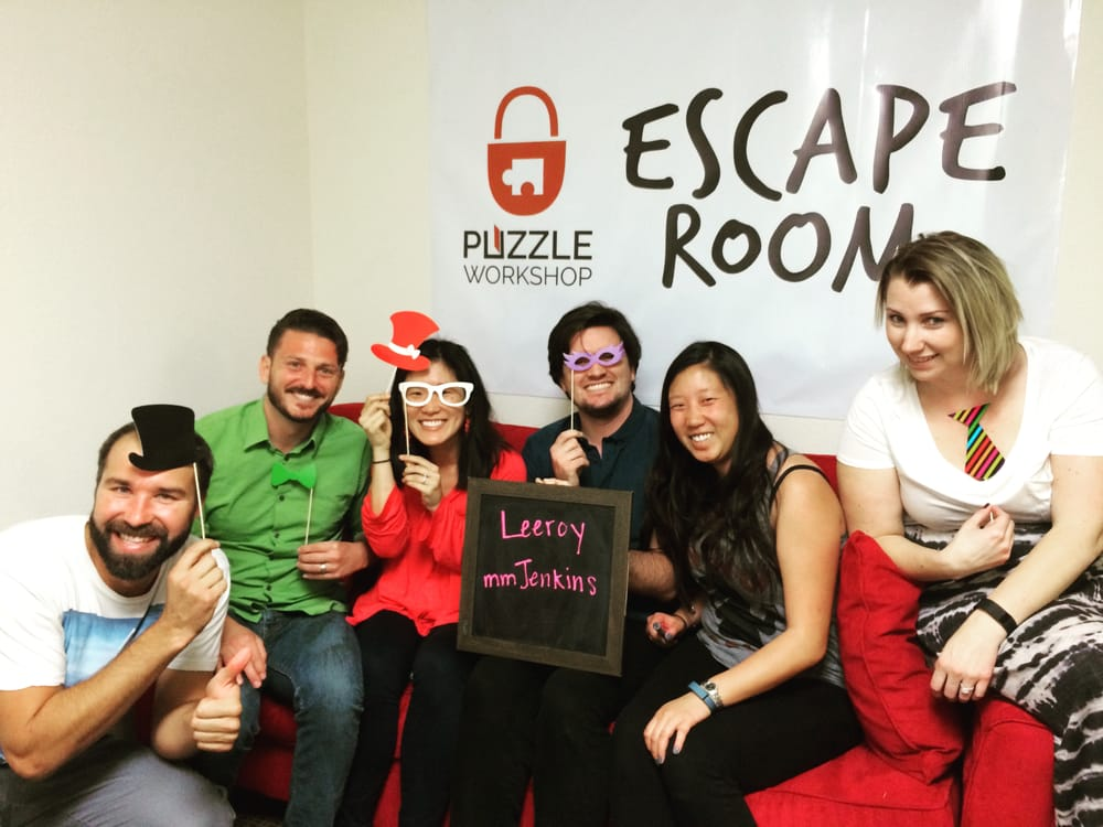 Photos For Puzzle Workshop Escape Room Yelp