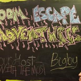 Room Escape Adventures Plano