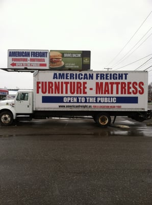 American Freight Furniture And Mattress Furniture Stores 2411 W 12th St Erie Pa United