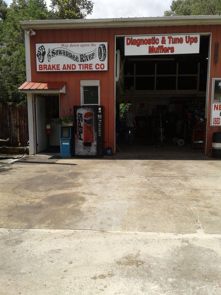 Suwannee River Brake & Tire: 17990 NW Hwy 19, Fanning Springs, FL