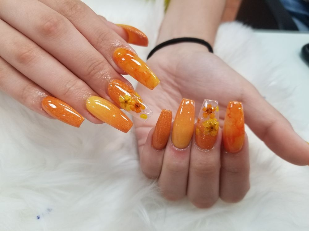 Mindy Nails Bar: 7828 Norwalk Blvd, Whittier, CA