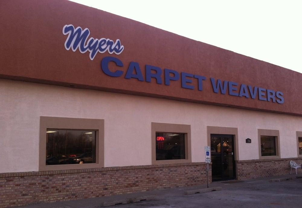 Myers Carpet Weaver's: 3700 N Vermilion St, Danville, IL