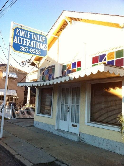 Kim Le Tailor: 417 Lafayette St, Gretna, LA