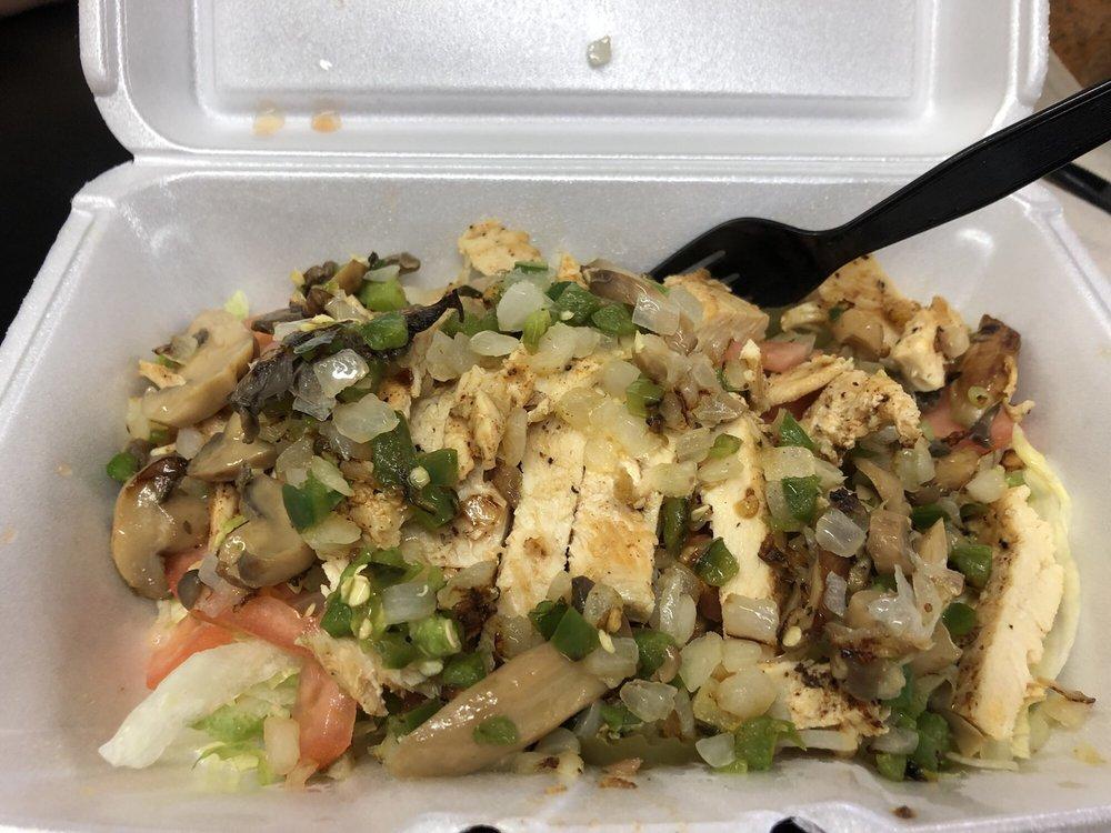 Mt Pleasant Burgers & Fries: 100 E 14th St, Mount Pleasant, TX