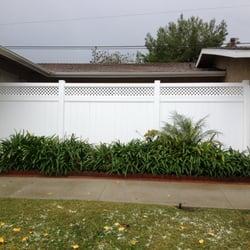 photo of lifetime vinyl fence north hollywood ca united states