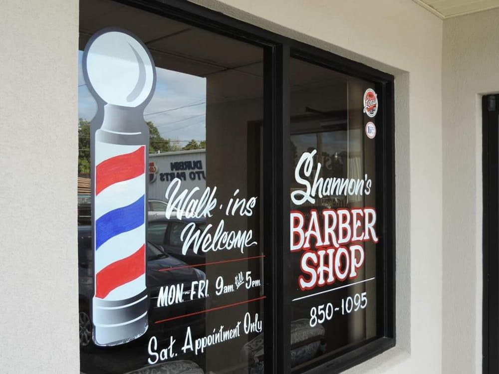 Shannon's Barber Shop: 950 South Memorial Dr, Prattville, AL
