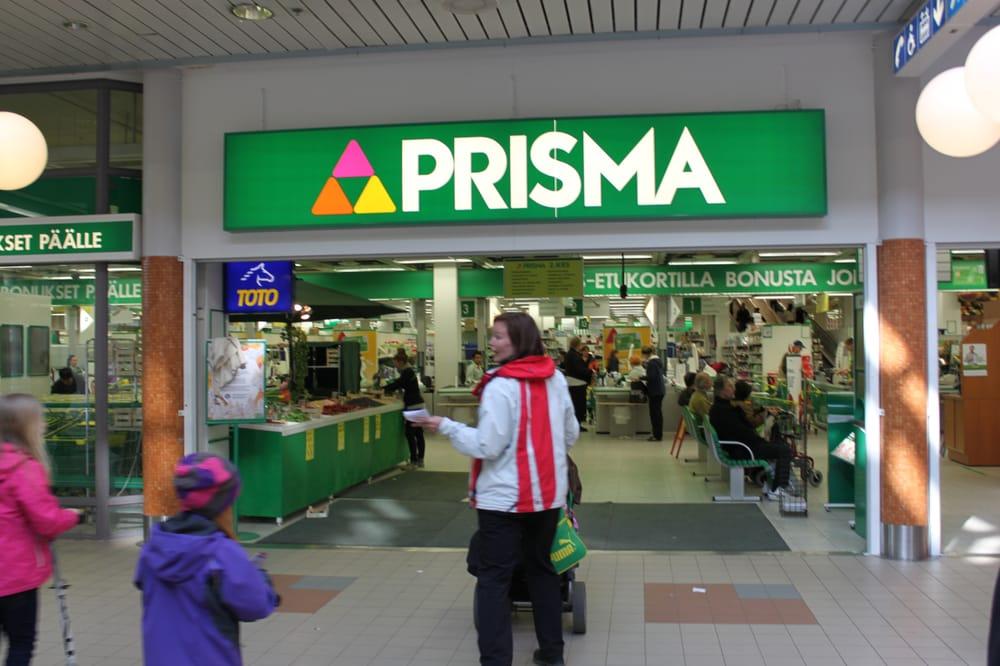 Helsinki Prisma