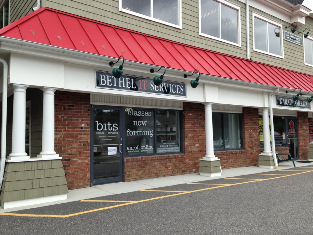 Bethel IT Services: 182 Grassy Plain St, Bethel, CT