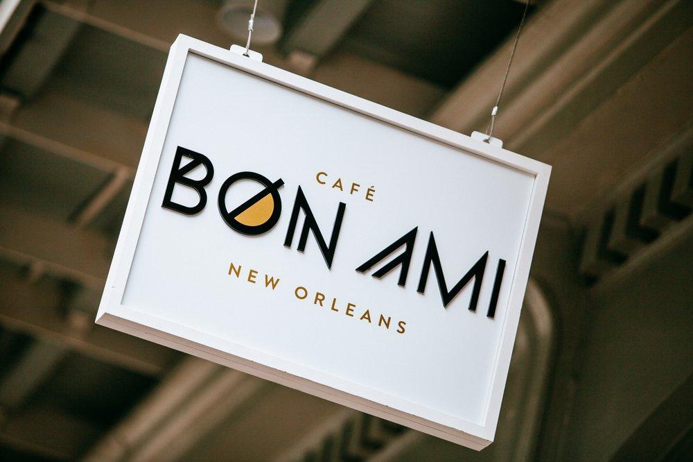 Cafe Bon Ami