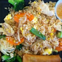 Exceptional Photo Of Thai Patio   Mesa, AZ, United States. Thai Fried Rice With