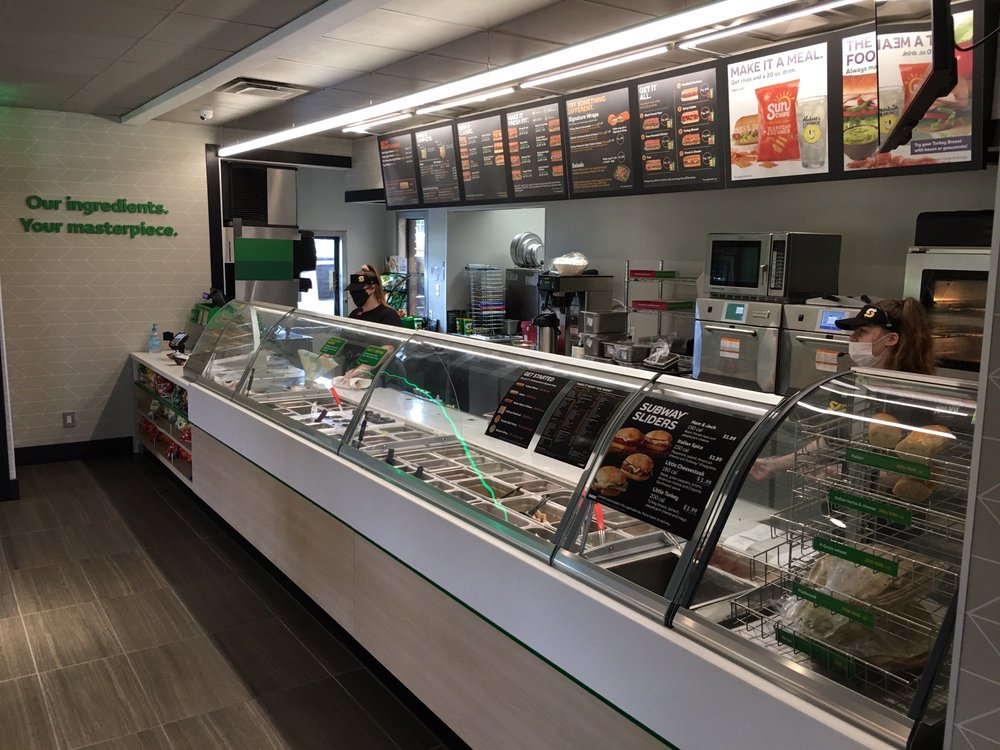 Subway: 1050 Fourche Ave, Perryville, AR