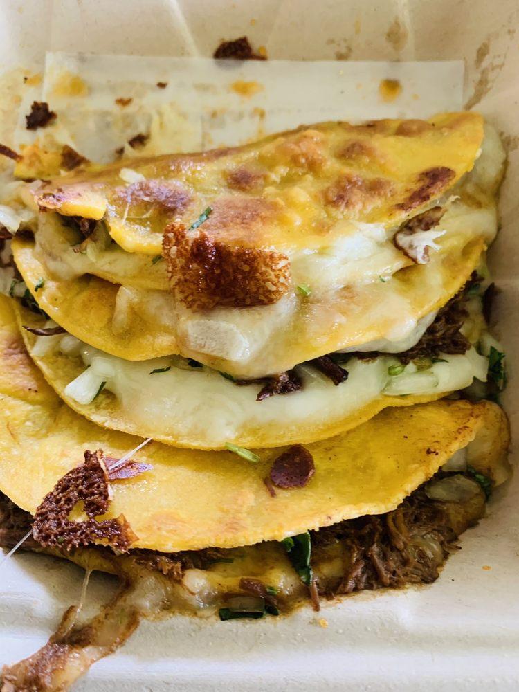 Food from La Real Taqueria - Newberg