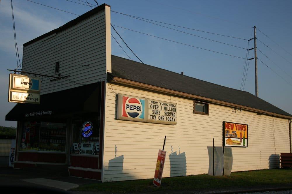 New Yorks Deli & Beverage: 275 Cambridge Rd, Coshocton, OH
