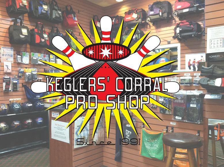 Keglers' Corral Bowling Pro Shop: 1190 W Boynton Beach Blvd, Boynton Beach, FL