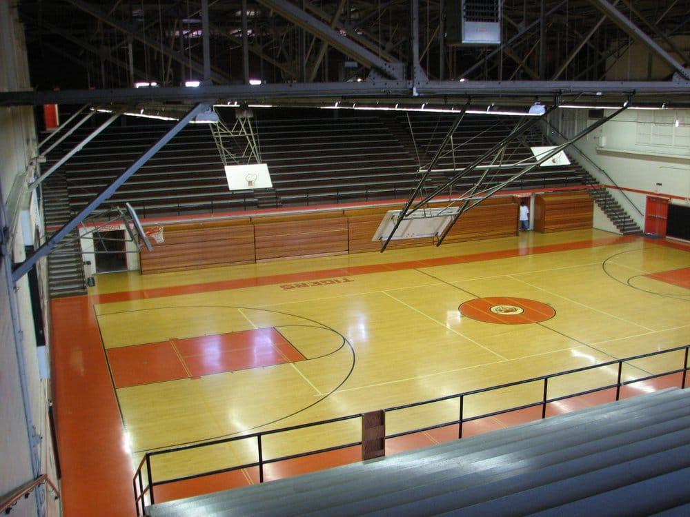 Arthur N. Wheelock Gym inside