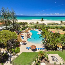 Photo Of Blue Ocean Apartment Palm Beach Queensland Australia Ocean Front Location And