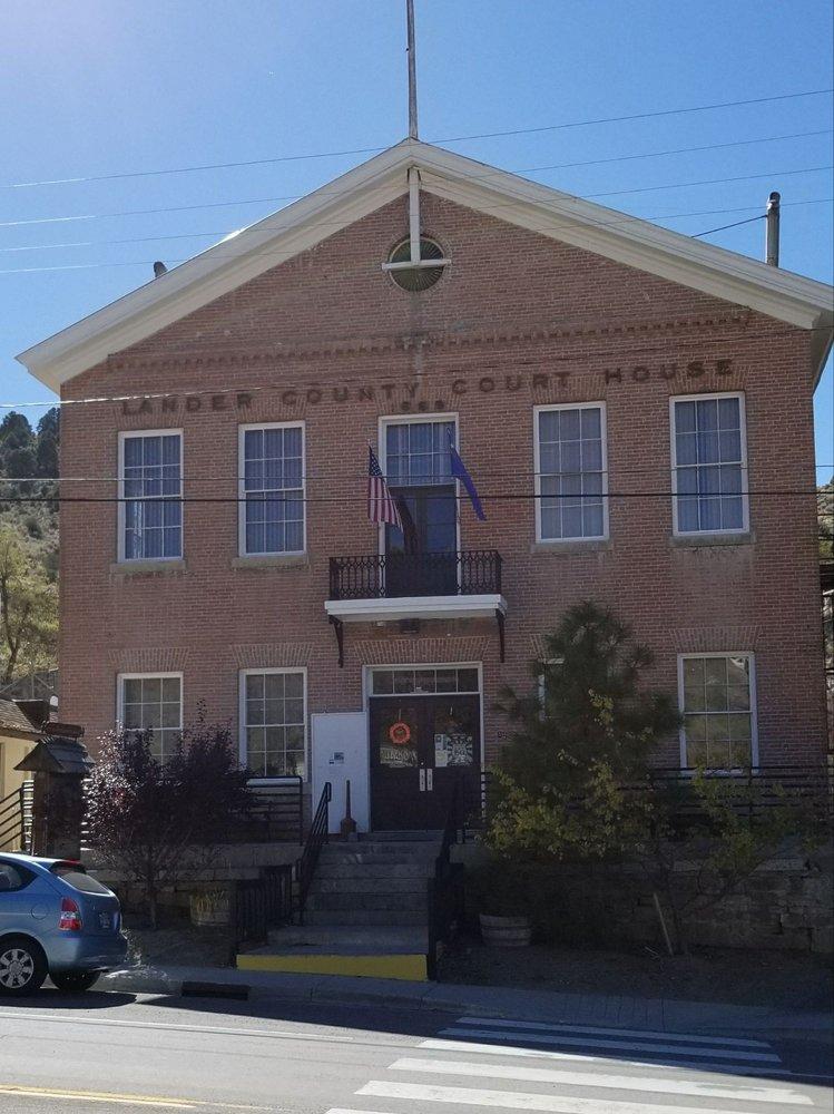 Historic Austin Courthouse: Lincoln Hwy, Austin, NV