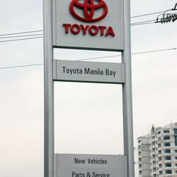 Toyota Manila Bay  Car Dealers  Roxas Boulevard Pasay City