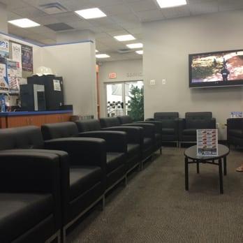 Photo Of Metro Honda   Jersey City, NJ, United States. Waiting Area For