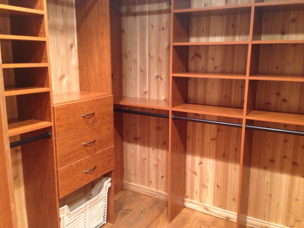 Photo Of Tailored Living   Middleton, WI, United States. Cedar Lined Master  Closet
