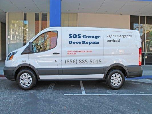 Sos Garage Door Repair 100 Kings Way E Sewell Nj Contractors Garage