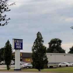 Photo Of Crest Hill Inn Il United States Signage