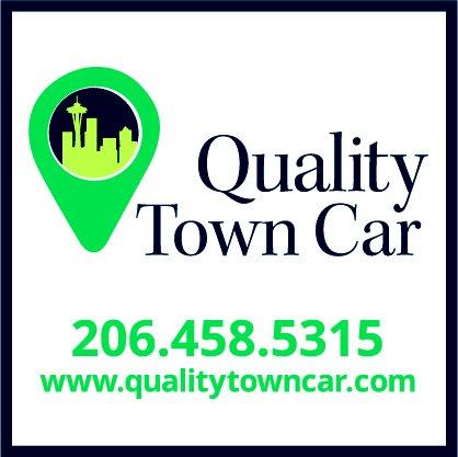Quality Town Car: Seattle, WA