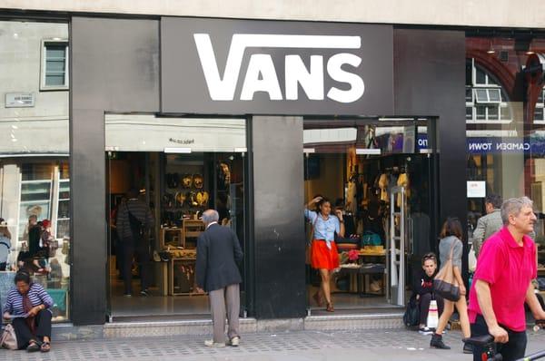 6a7dd91a1c Vans - Shoe Shops - 191-209 Camden High Street