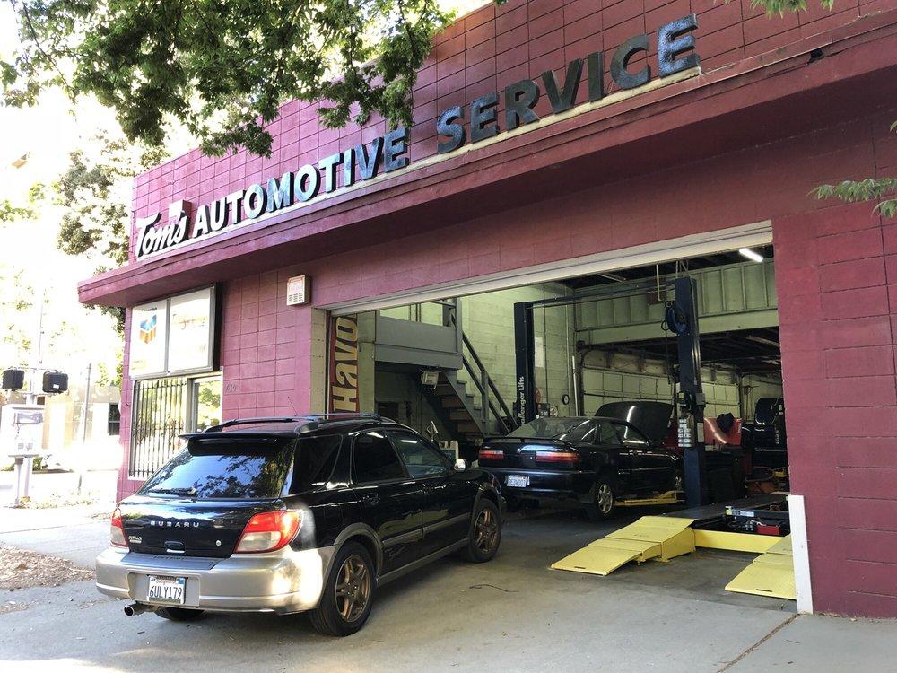 Tom's Automotive Service