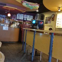Photo Of Island Burgers Honolulu Hi United States Entrance And Ordering Counter