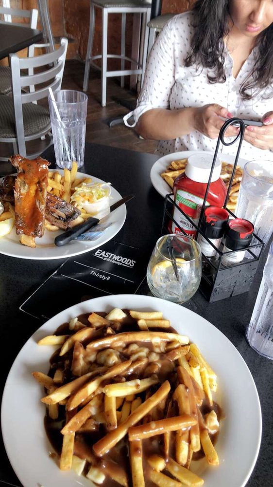 Eastwood's Grill & Lounge: 63 Riverside Drive E, Windsor, ON