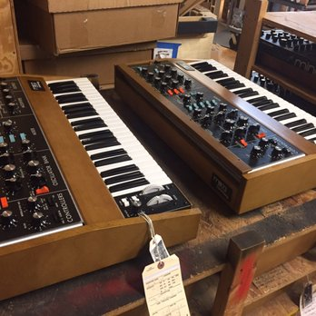 Moog Music Inc - 160 Broadway St, Asheville, NC - 2019 All You Need
