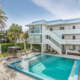 Photo Of Beach Haus Key Biscayne Fl United States Pool