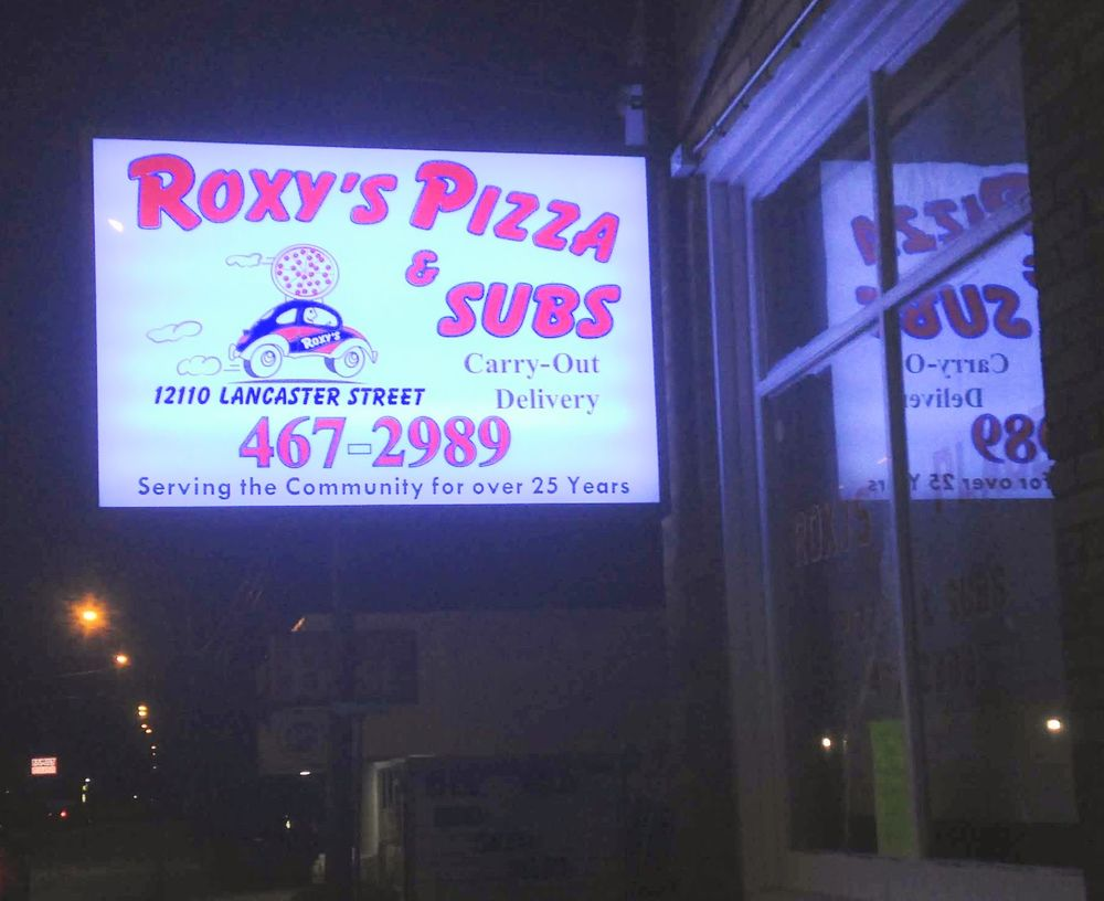 Roxy's Pizza & Restaurant: 12110 Lancaster St, Millersport, OH