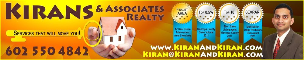 Kirans and Associates Realty