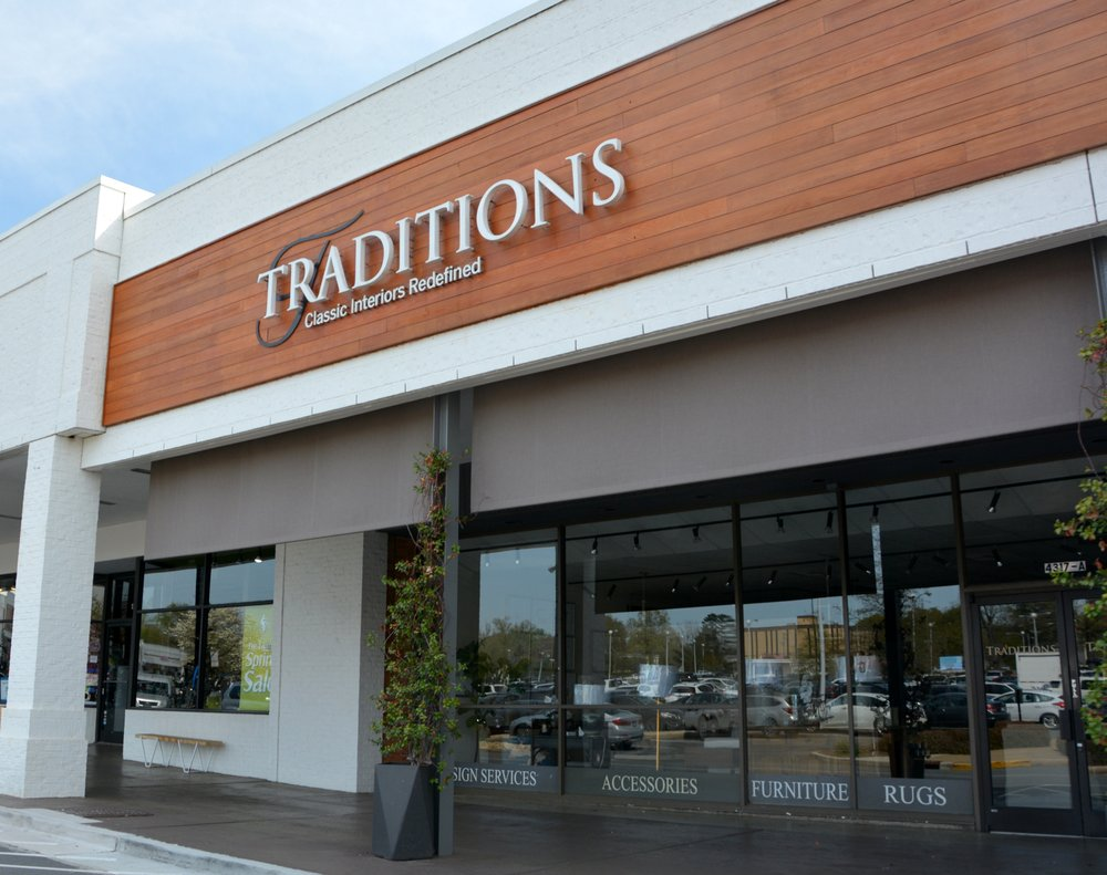 Traditions Interiors & Accessories